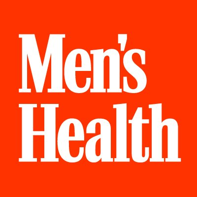 Men's Health Magazine Logo